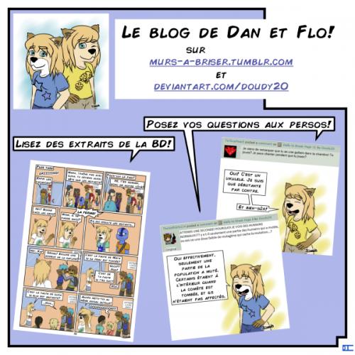 Le blog de Dan et Flo!